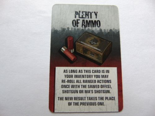 survivor equipment card (plenty of ammo b)